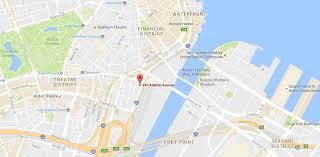 Google Maps Boston by Dcu Fintech Innovation Center Dcu Fintech Innovation Center
