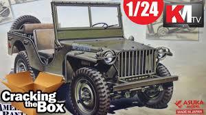 bantam jeep for sale asuka american bantam recon car jeep 1 24 youtube