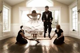 jumping the broom wedding 15 wedding rituals from all the world