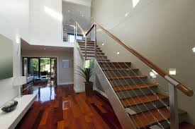 Mahogany Banister 33 Sensational Wooden Staircase Design Ideas Photos