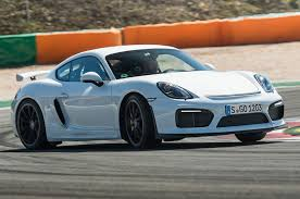 porsche cayman 2015 gt4 new 380bhp porsche cayman gt4 tested to the limit car review