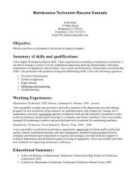 Cable Installer Resume Sample by Cable Technician Resume Skills It Is Important To Arrange A