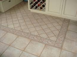 kitchen floor kitchen floor tile designs with cream colors and