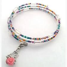 beads wire bracelet images Shop memory wire bracelet seed beads on wanelo jpg