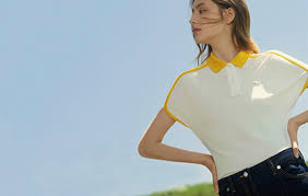 photograph of papeterie lacoste com polos clothing apparel lacoste