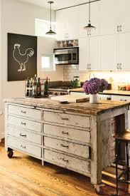 Bench Made From Old Dresser 20 Insanely Gorgeous Upcycled Kitchen Island Ideas