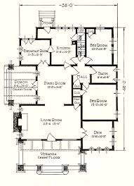1930s Bungalow Floor Plans Prefab Houses Sears Modern Homes