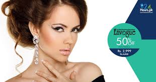 haircut deals lahore 50 discount on party makeover at avalon salon lahore