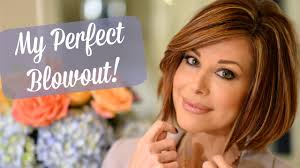perfect haircut for me 17 my perfect blowout youtube 81