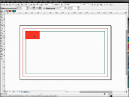 creating a full bleed business card template in coreldraw youtube