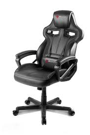 Black And White Chairs by Arozzi Gaming Chairs