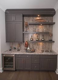Small Basement Kitchen Ideas by 10 Finished Basement And Rec Room Ideas Contemporary Bar