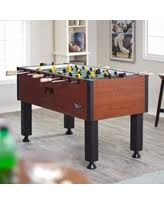spectacular winter deals on foosball tables