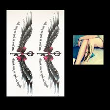 tattoo pictures of angel wings large angel wings tattoo reviews online shopping large angel