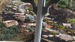 Backyard Waterfall Ideas by Amazing Backyard Waterfall In Baltimore Waterfall Ideas For Your