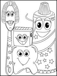 Hand Washing Coloring Sheets - tooth coloring page at coloring book online