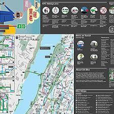 nyc dot bicycle maps