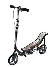 amazon black friday deals 2017 on stationary bike amazon com space scooter ride on black amazon launchpad