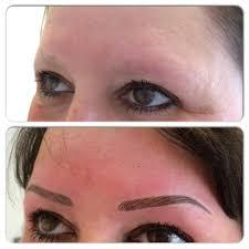 semi permanent eyebrows medicare cosmetics