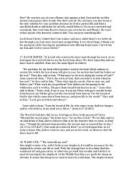 Summary In A Resume 142046904 Psalm 23 Commentary