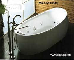 Cast Iron Whirlpool Bathtubs Jetted Tubs Round Whirlpool Massage Jacuzzi Bath Tubs Round