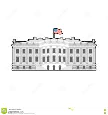 white house america residence of president usa us government b