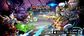 mutants genetic gladiators apk mutants genetic gladiators home