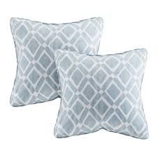 light blue accent pillows a set of gorgeous light blue throw pillows from joss main various