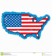 Map The Usa by Drawn Map The Usa Pencil And In Color Drawn Map The Usa