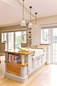 semi modern kitchen designs for kitchen diners open plan