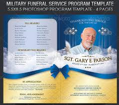 funeral program funeral service template carribean funeral program