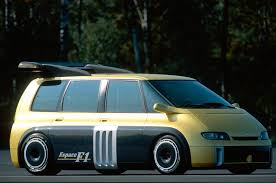 espace renault a minivan powered by formula 1 u2013 the renault espace f1 dyler