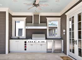 kitchen ceiling fan ideas propane grill outdoor kitchen outdoor refrigerator ceiling fan