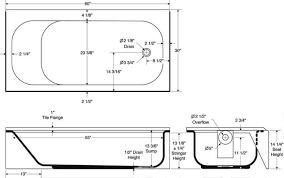 Small Size Bathtubs Bathtubs Idea 2017 Standard Tub Sizes Collection Standard Toilet