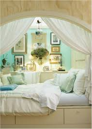 cozy nook and alcove beds to curl up and unwind in
