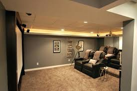 ideas for media room large size of small basement ideas best home