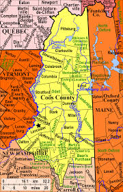 Map Of Maine Towns File Nh Coos Co Towns Map Png Wikimedia Commons