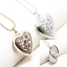 Personalized Photo Locket Necklace Popular Picture Locket Necklace Buy Cheap Picture Locket Necklace