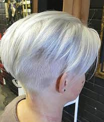 can older women wear an undercut trendiest short blonde hairstyles and haircuts