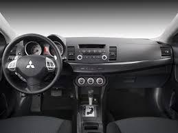 mitsubishi sport interior 2009 mitsubishi lancer ralliart mitsubishi sport sedan review