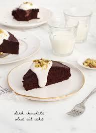 dark chocolate olive oil cake recipe chocolate olive oil cake