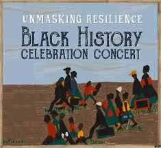 black history month celebration concert