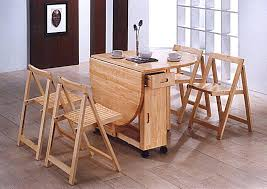 kitchen table ideas for small spaces kitchen table fold away tables folding dining with within decor 15