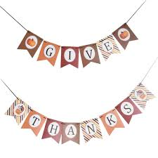 aliexpress buy colored give thanks banner thanksgiving