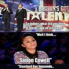 Simon Cowell Meme - britains got simon cowell by gazz26 meme center
