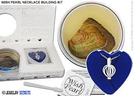 pearl wish necklace images Wish pearl necklace kit jewelry secrets jpg