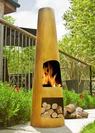 Build Your Own Chiminea Turn Up The Heat On Your Fire Pit Space Garden Club