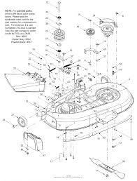 troy bilt riding lawn mower parts diagram chentodayinfo also troy