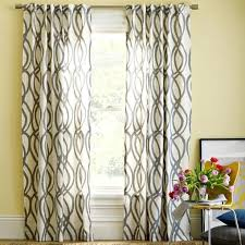 grey and tan curtains u2013 teawing co