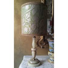 Vintage Table Lamp Shades Diy Vintage Lamps It Looks Great All Home Decorations